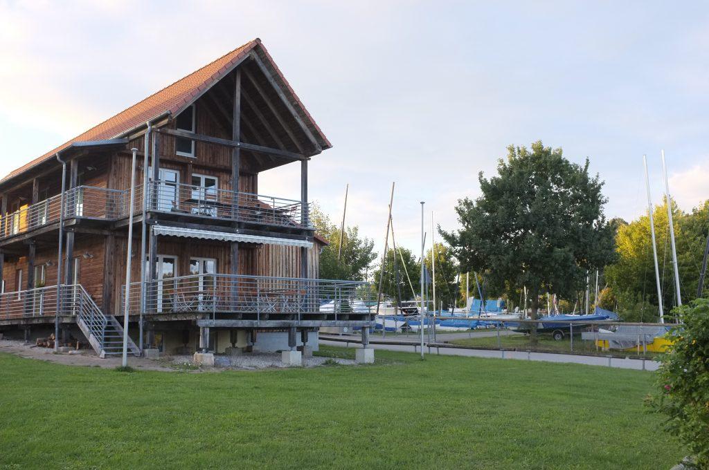 SWCBE Seglerheim und Stellplätze